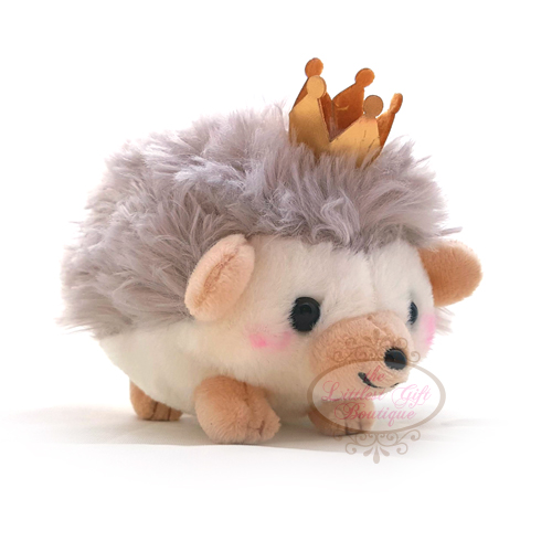 Hedgehog Crown M Brown