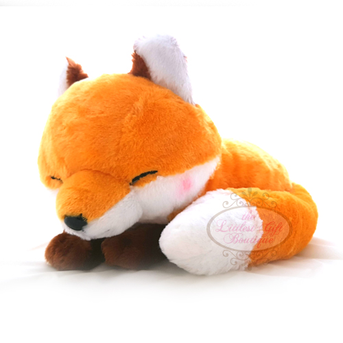 Fox Lying Down L Orange