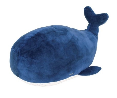 S Marshmallow Animal Blue Whale - S