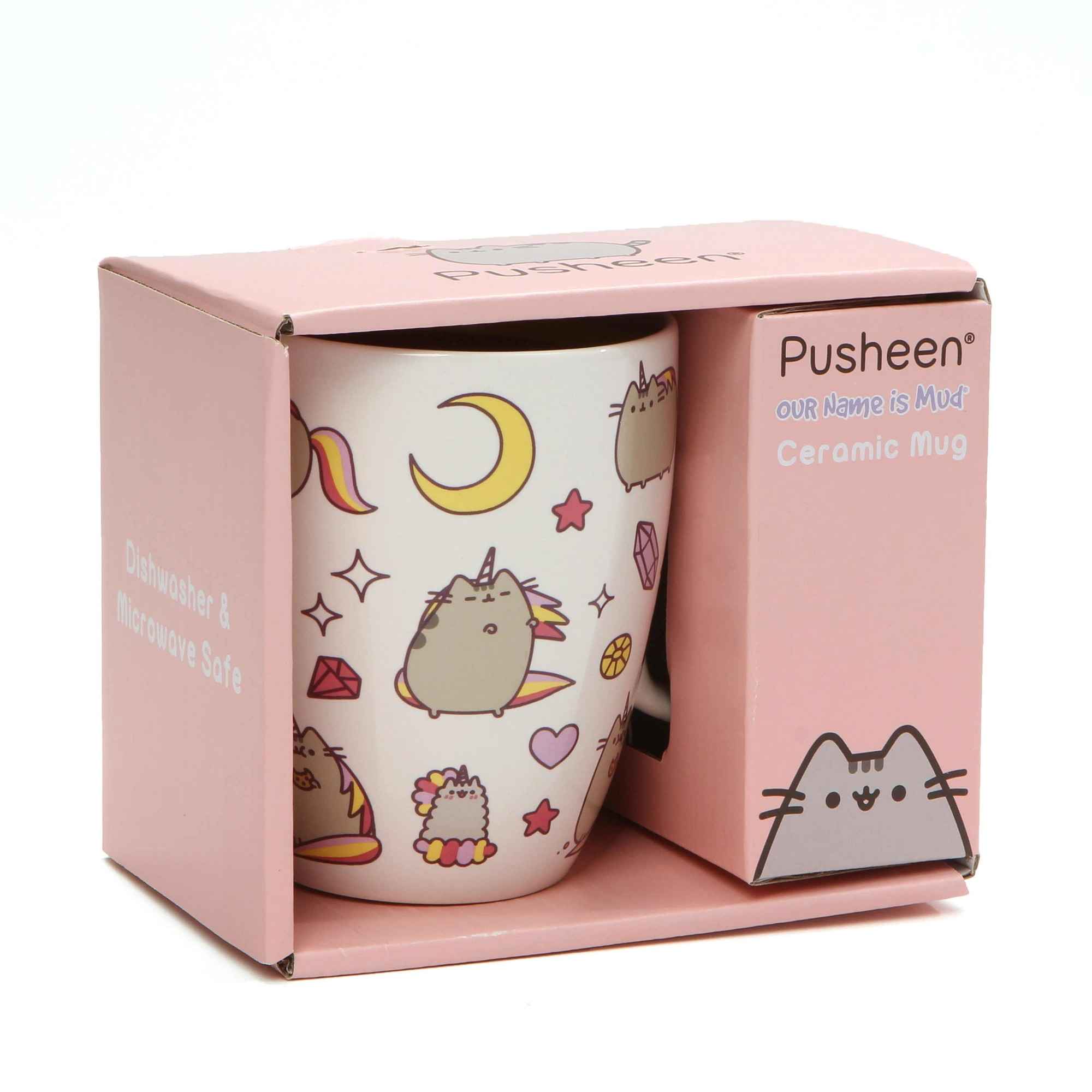 Pusheen Mug 12 oz Magical