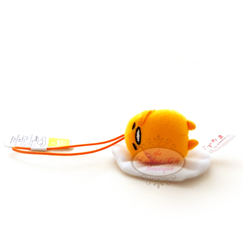 Gudetama Plush Elastic 1 Side