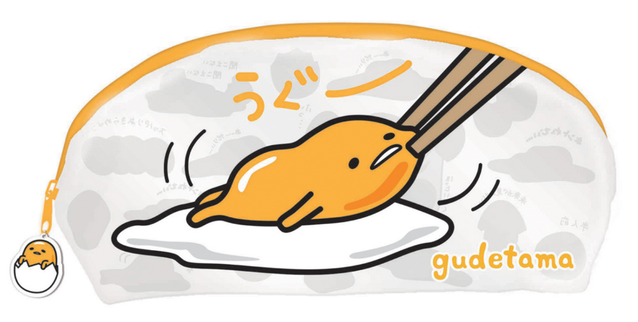 Gudetama Stationary Pencil case