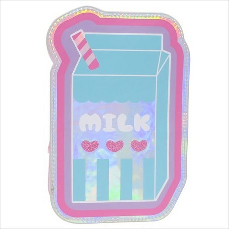 MILK Die Cut Pencil Case