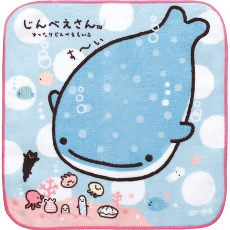 """Jinbei San""Jinbesan Mr. Whale Shark Towel"