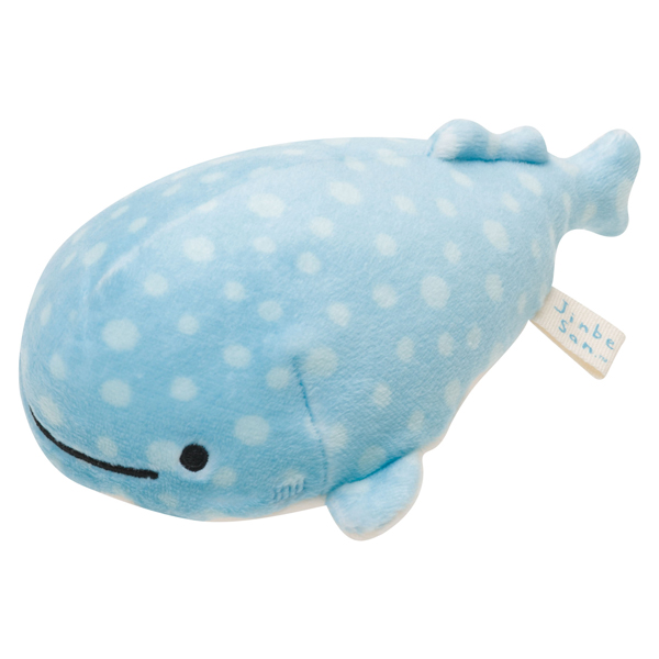 """Jinbei-San"" Mr. Whale Shark Plush XS"