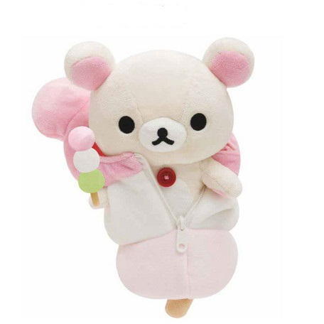 Rilakkuma Tea Shop Korilakkuma 3 Color Dango Sleeping Bag