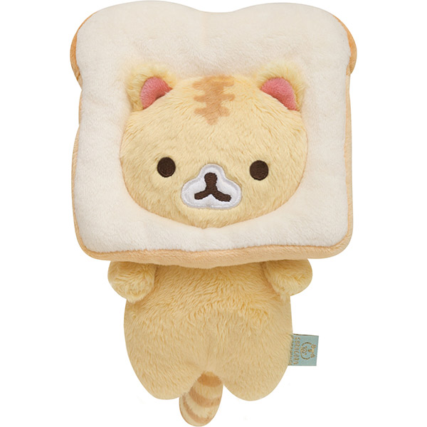 CoroCoro Coronya Cat Bread Plush