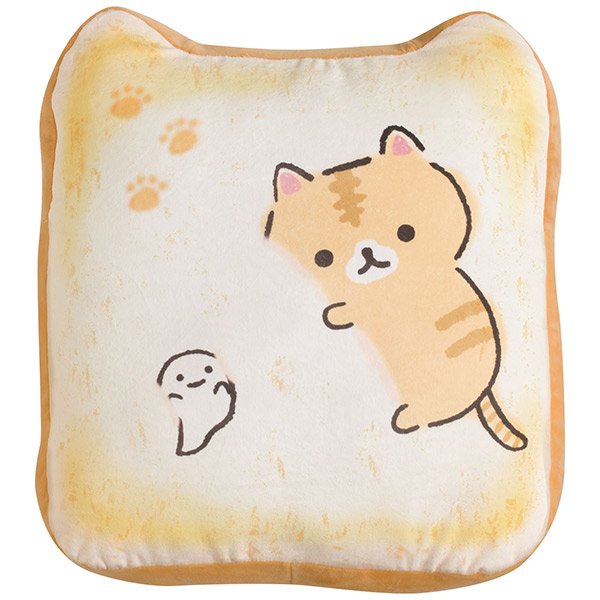 CoroCoro Coronya Bread Pillow