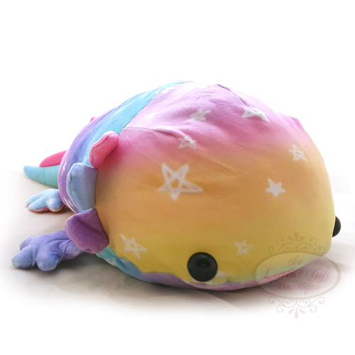 Axolotl Blue with Stars