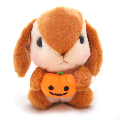 Pote Usa Loppy Halloween M Brown