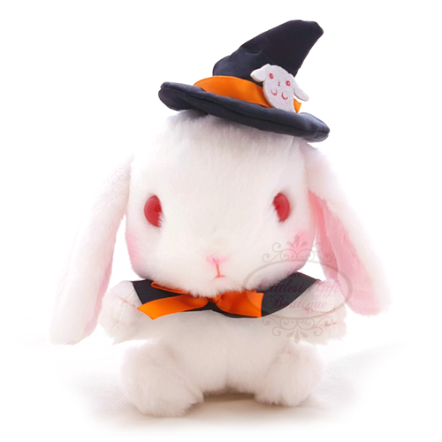 Pote Usa Loppy Halloween M Red Eyes