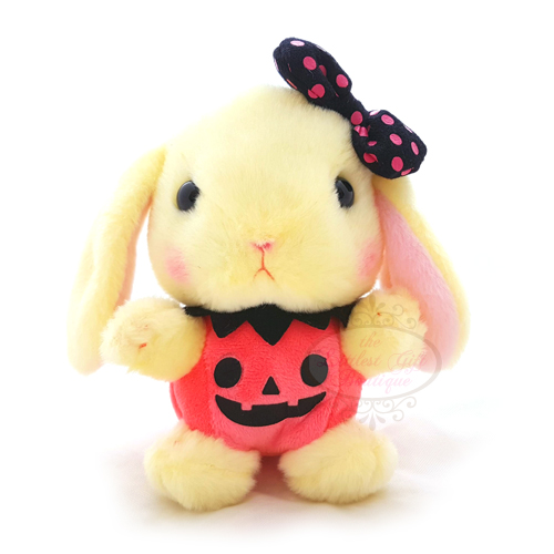 Pote Usa Loppy Halloween M Yellow