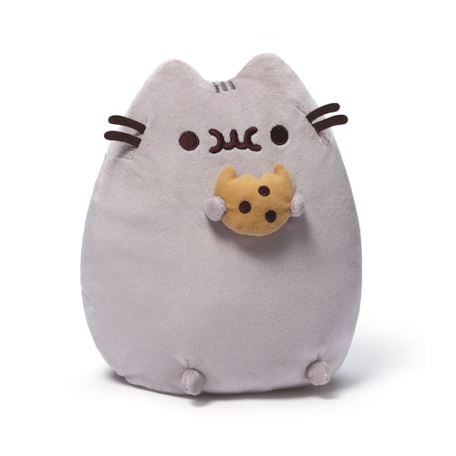 Pusheen with Cookie 9.5""