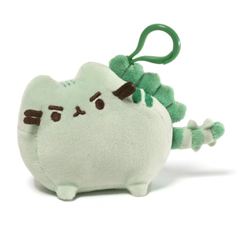 Pusheen Clip-On Plush Pusheenosaurus