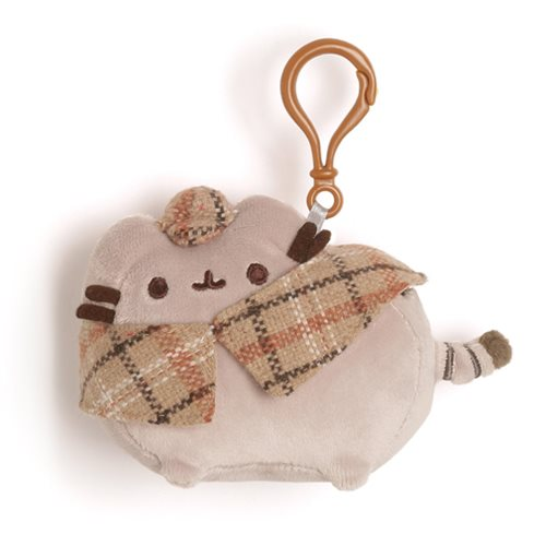 Pusheen Clip-On Plush Detective