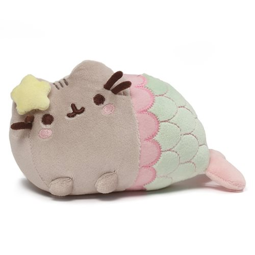 Pusheen Mermaid Star 7""