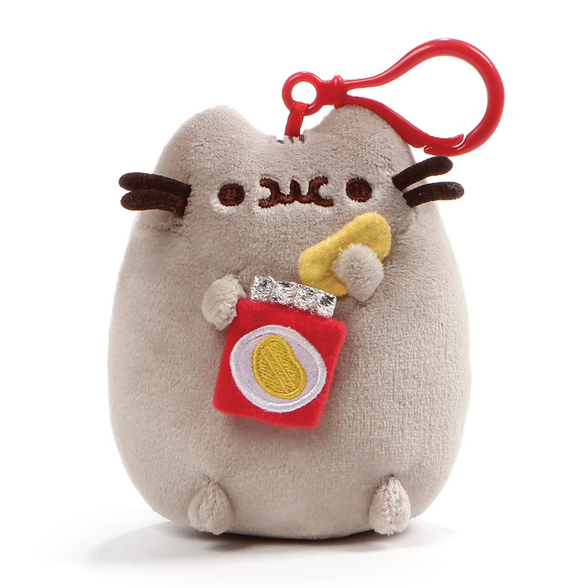 Pusheen Clip-On Plush 1 Chips