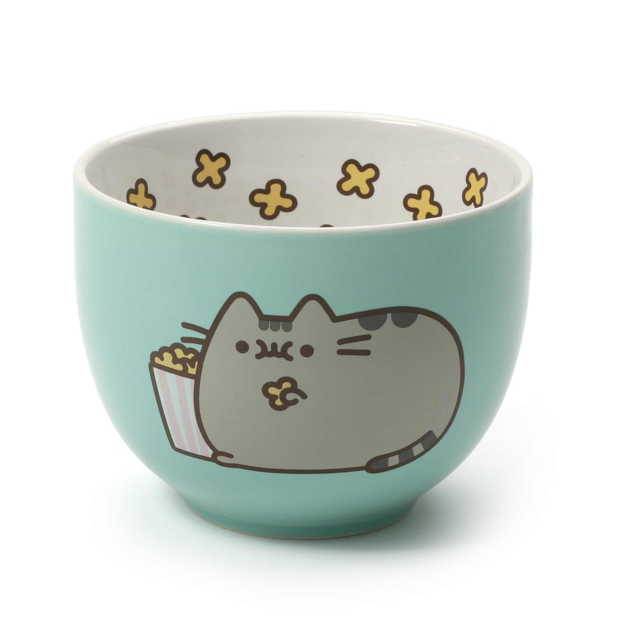Pusheen Bowl Snacks and Popcorn