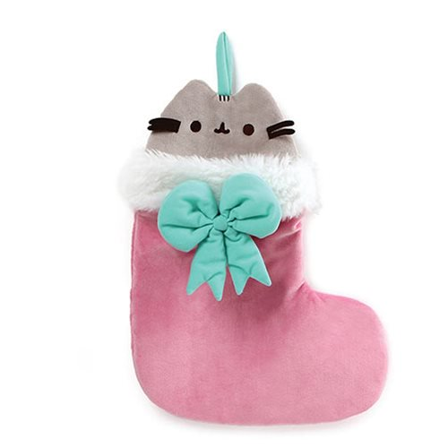Pusheen Christmas Holiday Stocking 11""