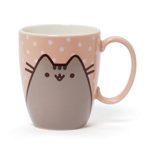Pusheen Mug 12 oz. - Click Image to Close