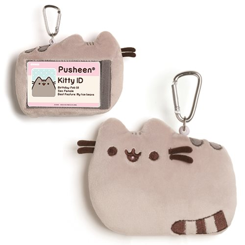 Pusheen with Reel ID Case