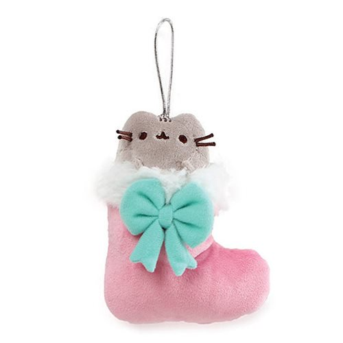 Pusheen Christmas Holiday Stocking 5""