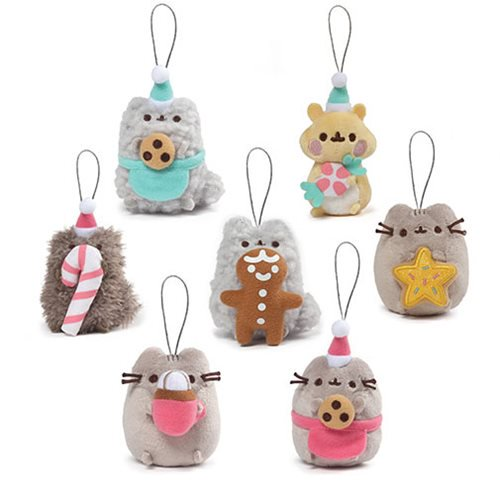 Pusheen Blind Box Series #8 Christmas Sweets
