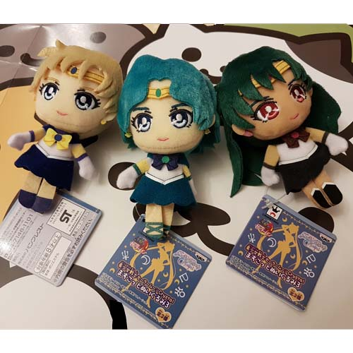 Sailor Moon Plush 3