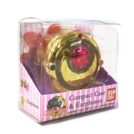 Sailor Moon Audio Earbuds Compact