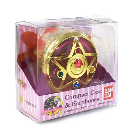 Sailor Moon Audio Earbuds Star