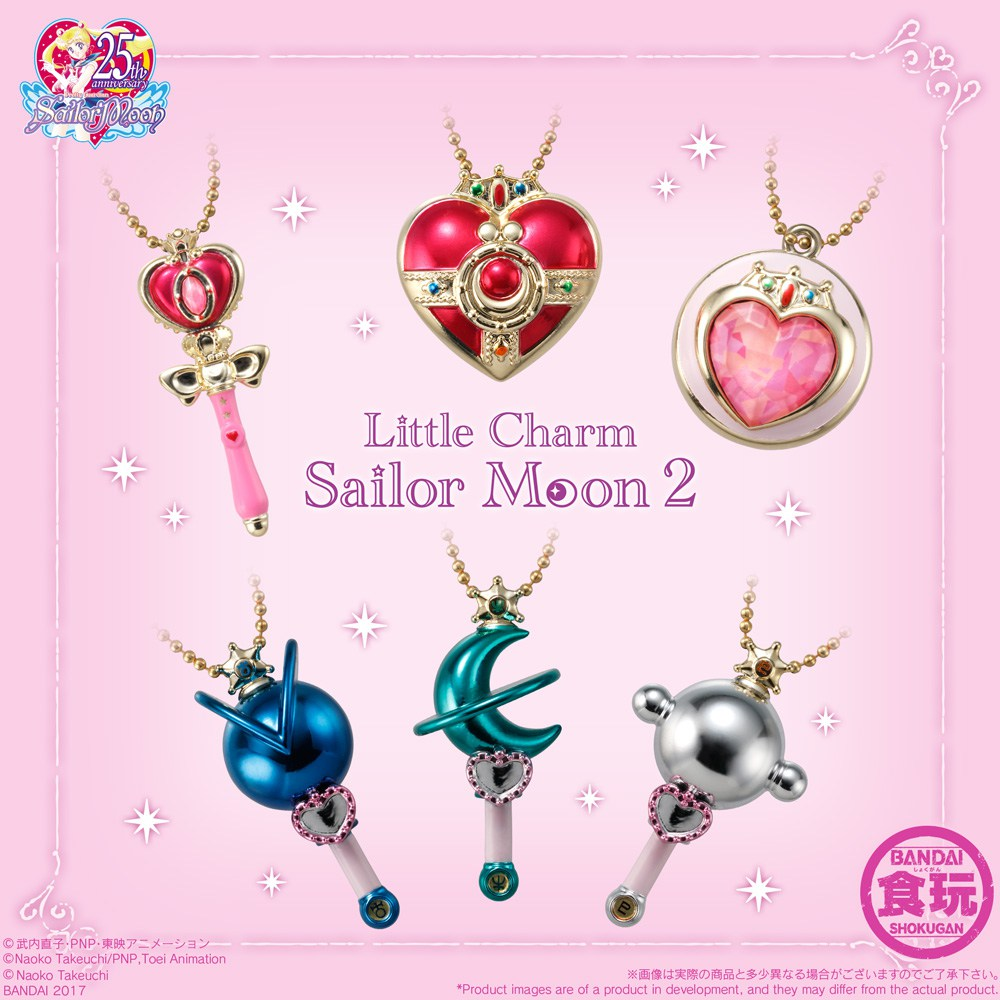 Sailor Moon Little Charm 2
