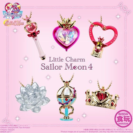 Sailor Moon Little Charm 4