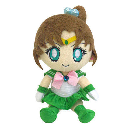 Sailor Moon Plush Jupiter 8""