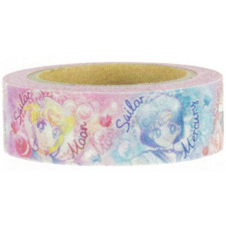 Sailor Moon Masking Tape Dreamy Inner Scouts
