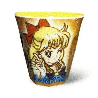 Sailor Moon Melamine Cup Sailor Venus 4""