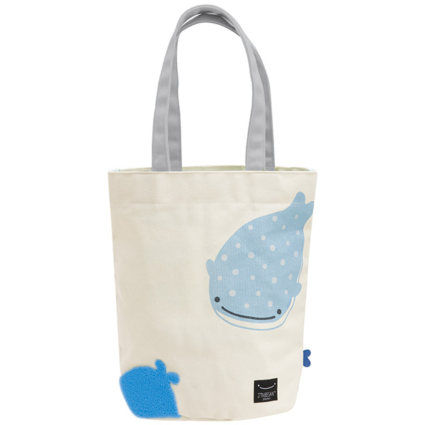 """Jinbei San"" Mr. Whale Shark Tote Long"
