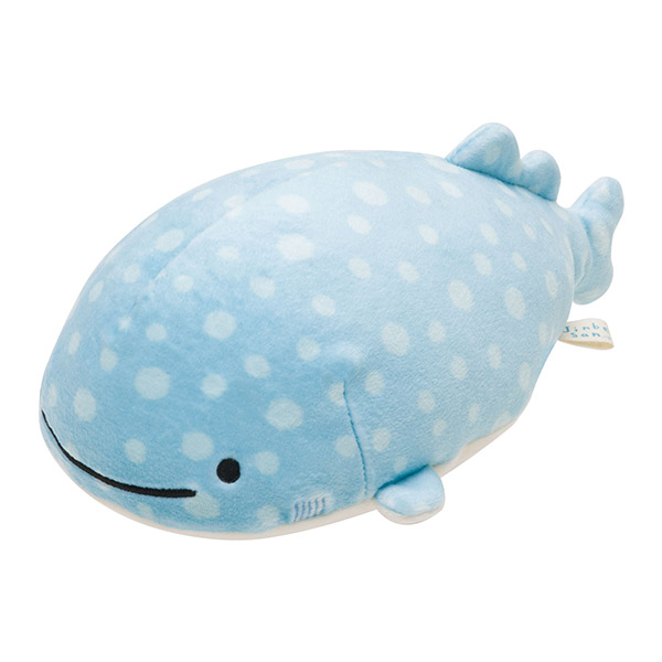 """Jinbei San"" Mr. Whale Shark Plush S"