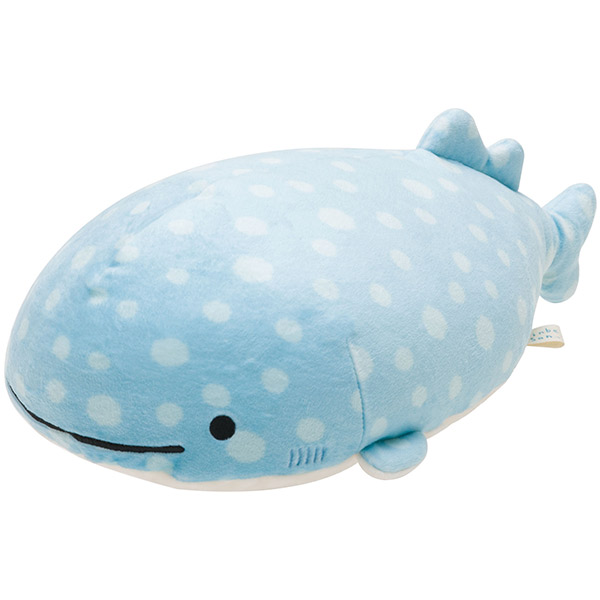 """Jinbei-San"" Mr. Whale Shark Plush M"