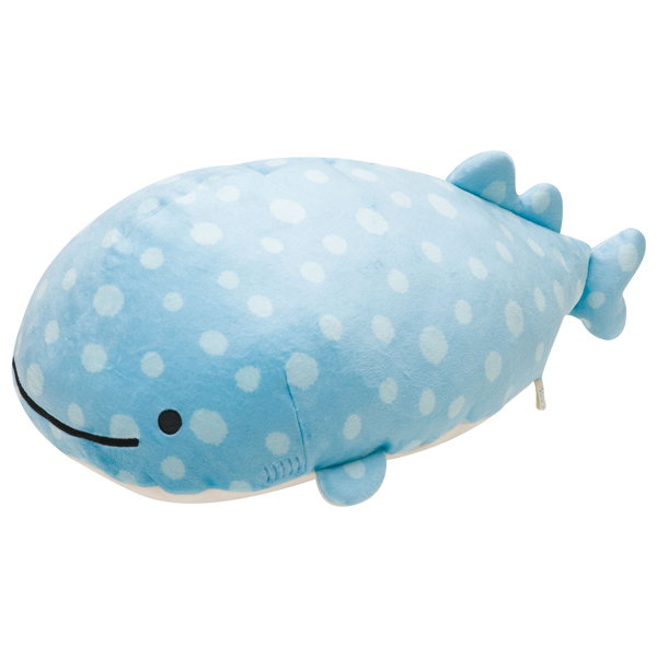 """Jinbei-San""Jinbesan Mr. Whale Shark Plush L"