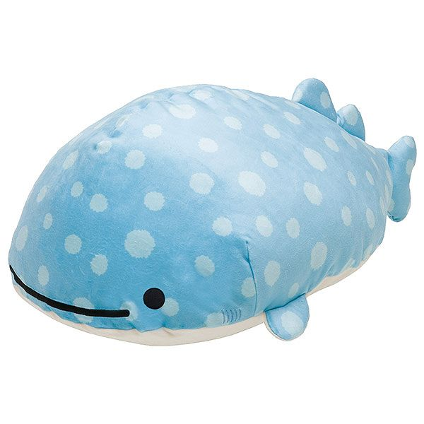 """Jinbei-San"" Mr. Whale Shark Plush XL"