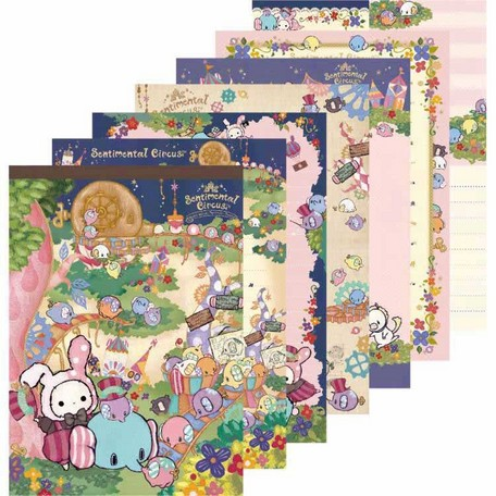 Sentimental Circus Mouton Hometown Series Notepad 1