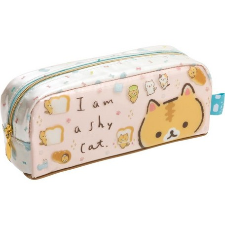 CoroCoro Coronya Pencil Case I'm a Shy Cat
