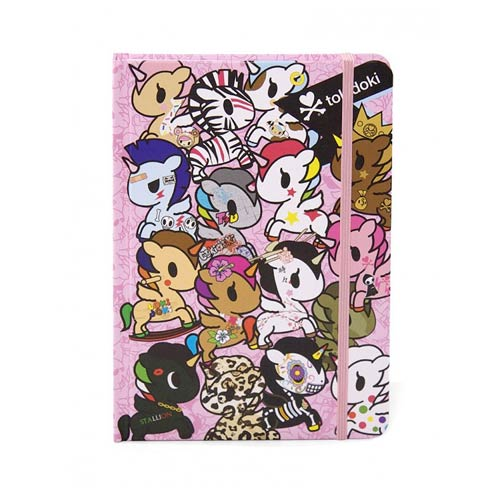Tokidoki Notebook Hard Cover