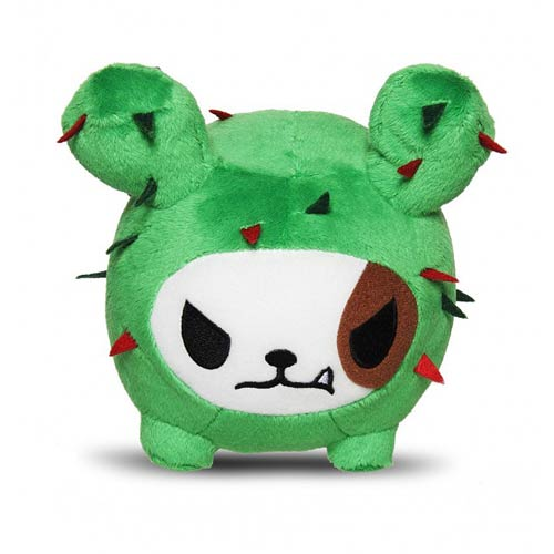 Tokidoki Plush Cactus Dog