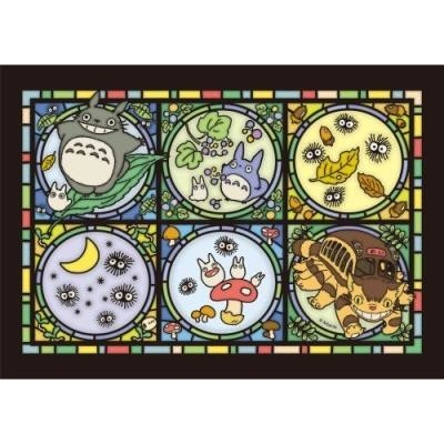 My Neighbour Totoro Crystal Puzzle 208 pieces